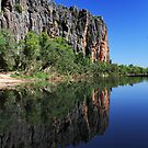 Windjana Gorge National Park by Mark Ingram Photography