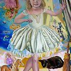 Princess Jessica - ballet girl by Helen Imogen Field