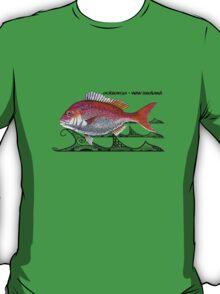 snapper - tribal waves T-Shirt