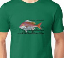 snapper - tribal waves Unisex T-Shirt