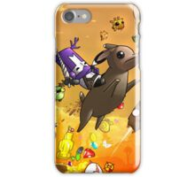 Poop Deer iPhone Case/Skin