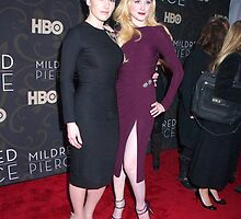 Kate Winslet and Evan Rachel Wood by xoxovisuals