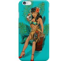 Hula Bula Hellcat iPhone Case/Skin