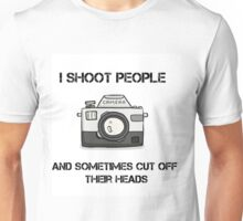 Photographer's Funny Dream Unisex T-Shirt