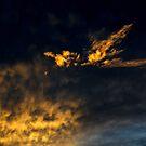 Dark Sunset  by Glenn Cecero