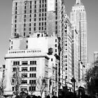 Empire State Building from Worth Square by k8em