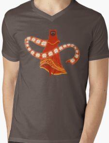 The Journey Mens V-Neck T-Shirt