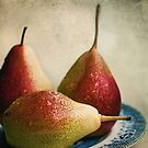 pears.. by Michelle McMahon