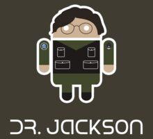 Droidarmy: Daniel Jackson by Nana Leonti
