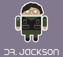 Droidarmy: Daniel Jackson Kids Tee
