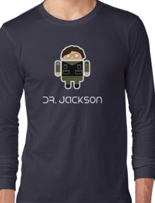 Droidarmy: Daniel Jackson Long Sleeve T-Shirt
