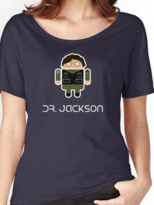 Droidarmy: Daniel Jackson Women's Relaxed Fit T-Shirt