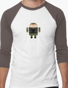 Droidarmy: Jack O'Neill Men's Baseball ¾ T-Shirt