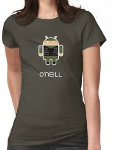 Droidarmy: Jack O'Neill Womens Fitted T-Shirt