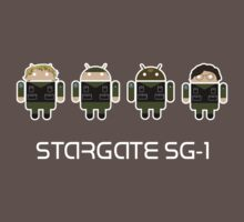 Droidarmy: Stargate SG-1 Kids Clothes