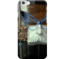 The Brown Nose - Feeling Blue iPhone Case/Skin