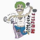 Mr muscle by Beub
