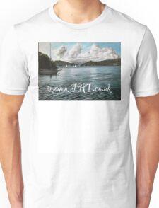 Angel island  Unisex T-Shirt