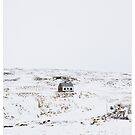 A House Near Lauger. (Iceland) by Madeleine Marx-Bentley