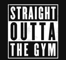 Straight outta thr Gym by thehappyiceman7