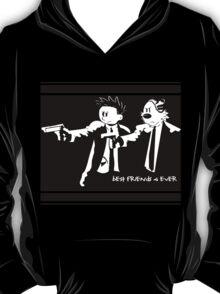 Calvins Pulp Fiction  T-Shirt