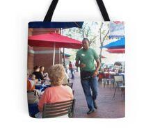 DC Cafe Tote Bag