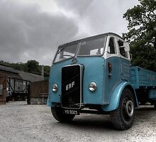 ERF at Wheal Martin by Rob Hawkins