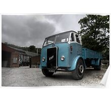 ERF at Wheal Martin Poster