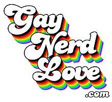 Gay Nerd Love Dot Com by GayNerdLove