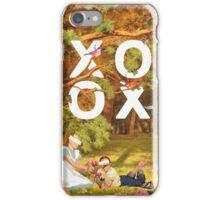 Oh, xoxo... iPhone Case/Skin