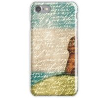 Rusty Lighthouse iPhone Case/Skin