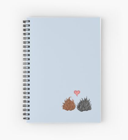 Tribble Love Spiral Notebook