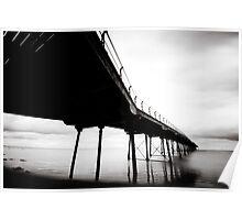 Saltburn Pier (LE) Poster