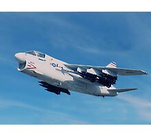 Old Jet Fighter Photographic Print