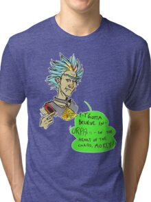 BURP of the Cards Tri-blend T-Shirt