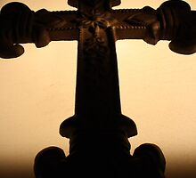 Gothic Cross by Alexander Beedy