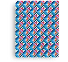 pre lil pattern Canvas Print