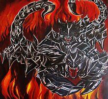 Scorpion Rasa - Defending Love by Sari  Puhakka