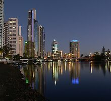 Surfers Paradise by PhotosByG