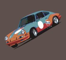 Wild Porsche 911  Kids Clothes