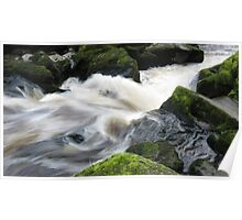 The Strid, Bolton Abbey Poster