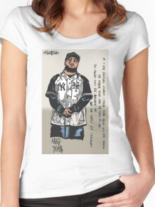 A$AP Yams Women's Fitted Scoop T-Shirt
