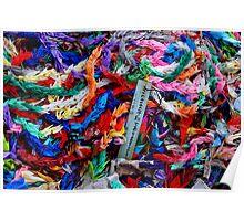 1,000 Paper Cranes  Poster