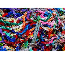 1,000 Paper Cranes  Photographic Print