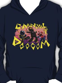 Carnival of Doooom w/Text T-Shirt