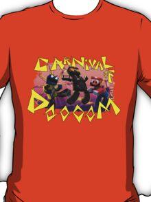 Carnival of Doooom w/Text T-Shirt