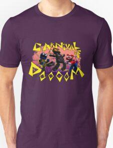 Carnival of Doooom w/Text Unisex T-Shirt