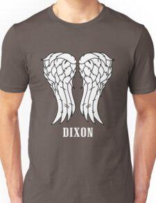 Daryl Dixon - Motorcyle Wings Unisex T-Shirt