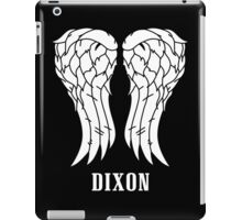 Dixon Wings iPad Case/Skin