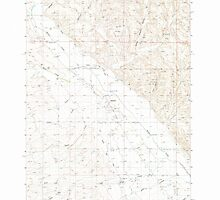 USGS Topo Map Oregon Jamieson 280319 1988 24000 by wetdryvac